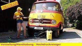 KÄRCHER  K4 compact - Hochdruckreiniger & Zubehör zum Auto waschen