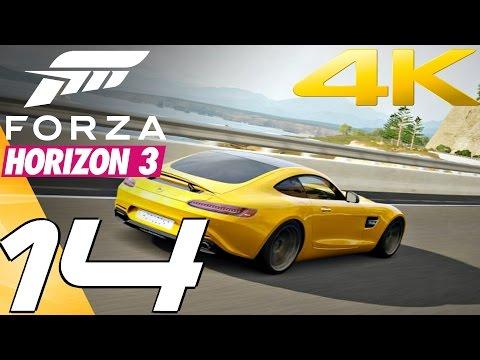 Forza Horizon 3 Walkthrough - Part 11 - Lamborghini