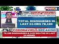India Records Over 53K New Covid Cases | Lowest Numbers In Last 88 Days | NewsX - Video