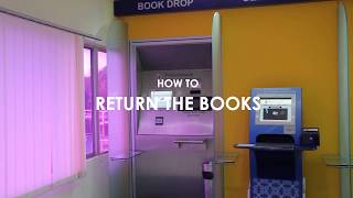 How to Return Library Materials?