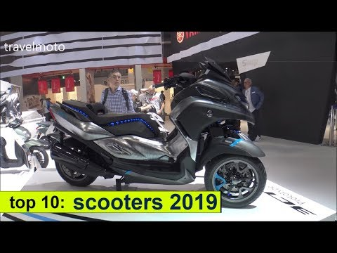 Top 5 scooters 2019