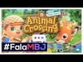falambj 01 O Jogo De Furro Animal Crossing Switch