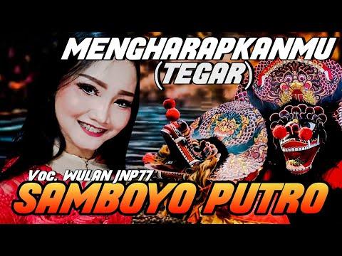 Mengharapkanmu (TEGAR) Cover Jaranan Samboyo Putro 2019 - Live Kebonagung