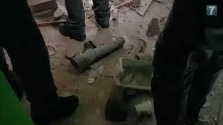 Jeden mrtvý po dopadu rakety na dům v Ashkelonu