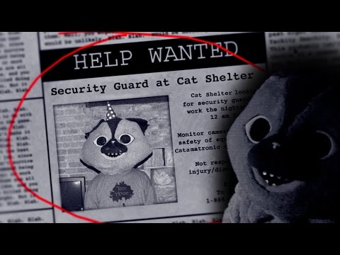Five Nights At Freddy's - Cat Parody