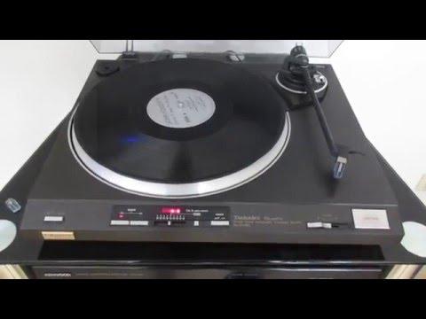 Technics SL-QX300 quick demo