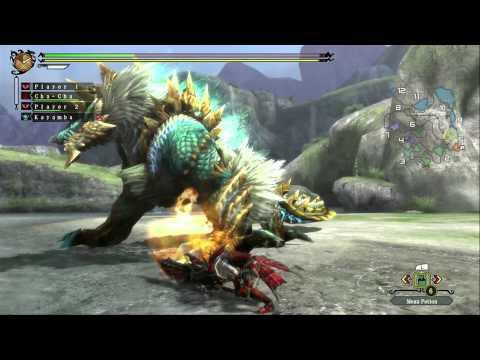 Monster Hunter 3 Ultimate – tři gameplay videa