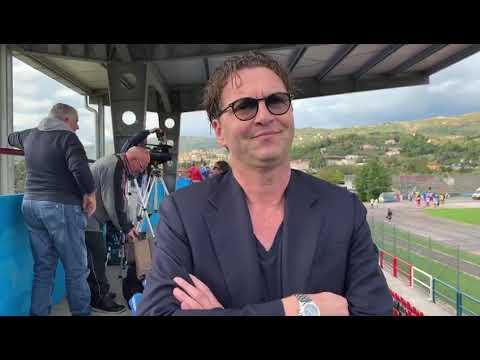 immagine di anteprima del video: Parla patron Mario Ciaccia, tra calcio e progetti della sua...