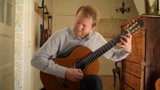 Ennio Morricone - Orca Theme (Acoustic Classical Guitar Tabs Music Cover)