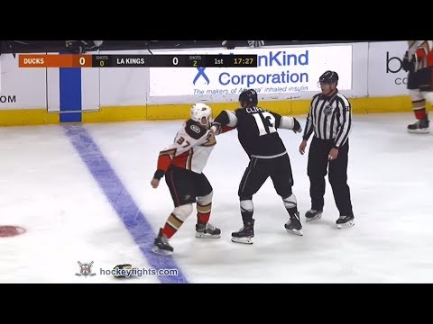 Kyle Clifford vs. Nick Ritchie