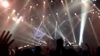 All Time Low - Outlines Ft. Josh Franceschi (live at Wembley arena) 20/03/2015