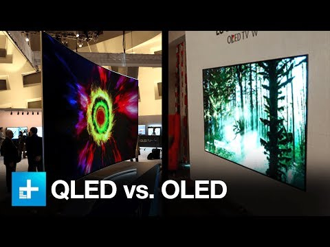 Samsung QLED vs LG OLED – Flagship TV Shootout