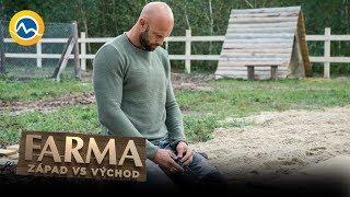 FARMA - Svalnatý farmár sa neudržal! Priamo pred Evelyn zaútočil na Romanu a Gaba