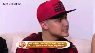 Mc Gui no Desafio Pet
