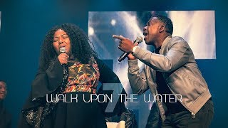 Spirit Of Praise 7 Ft. Benjamin Dube & Zinzi   Walk Upon The Water Gospel Praise & Worship Song