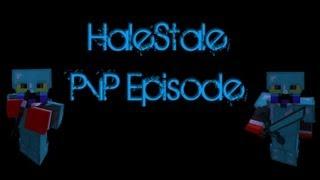 Minecraft PvP Episode 5: Mr_magiik VS HaleStale!