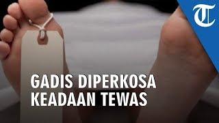 Kronologi Gadis Diperkosa dalam Keadaan Tewas seusai Dibunuh Secara Sadis oleh Tiga Pelaku