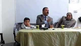 preview picture of video 'مذكرات طالب عربي في العراق في فترة الحصار للدكتور إسماعيل القيام'