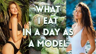 What I Eat In A Day As A Model w/ Emily Didonato | Healthy Recipes, Vegan Mac & Cheese, + More