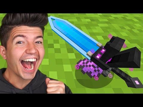 How to Craft a $1,000,000 GOD Sword! - Minecraft