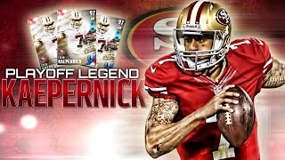Madden NFL 16 Draft Champions Colin Kapernick 97 Overall Debut Down To The Wire Gameplay!