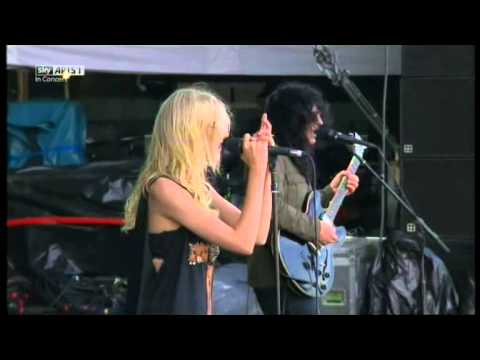The Pretty Reckless : Isle Of Wight Festival Live 2014