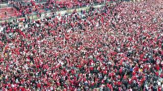 """The Ohio State University Football upset """"was it really"""" victory over UM Meatchicken."""