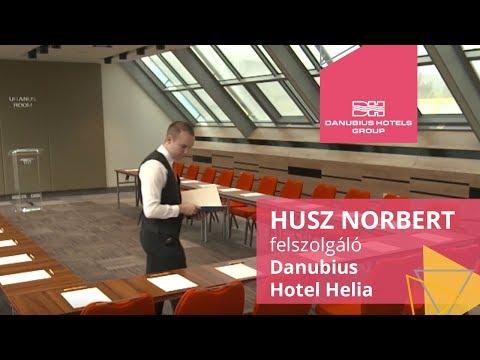 A felszolgáló – Husz Norbert
