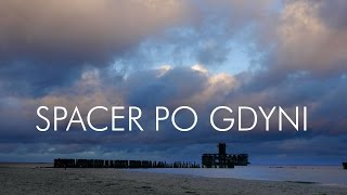 Spacer po Gdyni