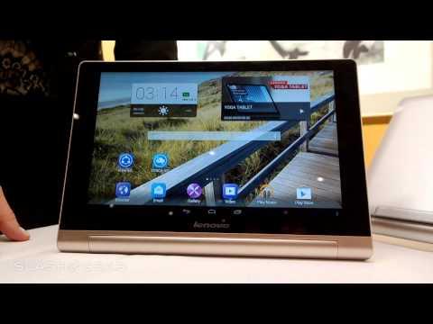 Lenovo Yoga Tablet 10 HD+ hands-on