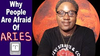 Aries: Why People Are Afraid Of You [Aries Man & Aries Woman] [Lamarr Townsend Tarot]