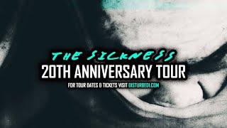 Disturbed - The Sickness 20th Anniversary Tour