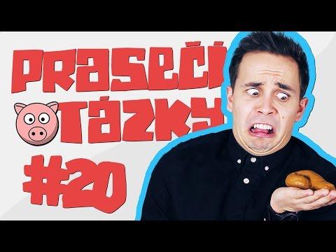 PRASEČÍ OTÁZKY #20 | Hoggy