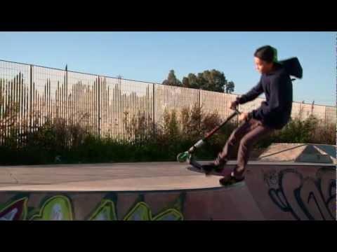 GERARD MOLINA  Incios en patinetes con 9 años
