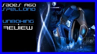 UNBOXING & REVIEW - Sades A60