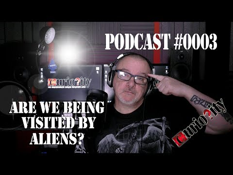 Are We Being Visited By Aliens?