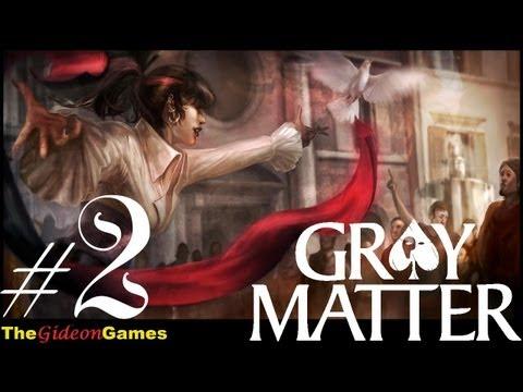 Quest: Прохождение Gray Matter - Часть 2: Мы работаем на Дракулу