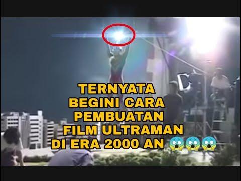 Video Ternyata begini dibalik pembuatan film ULTRA MAN pada masa kanak'' sekitar 2000an
