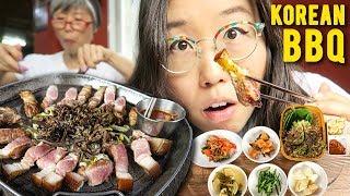 KOREAN BBQ ft Black Pig 🔥 Jeju Island, Day 3