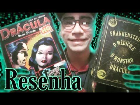 Resenha: Drácula ? Bram Stoker ? Livro + HQ + Filme 1992