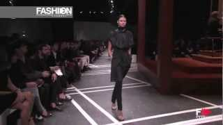 GIVENCHY Spring Summer 2013  Paris - Fashion Channel