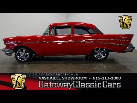 Video of '57 210 - L3CI