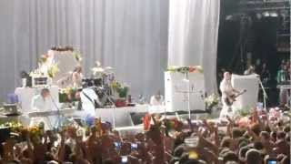 Faith No More - Brixton 2012 - 01 - Woodpecker From Mars/Delilah & Midlife Crisis (Multi Cam)
