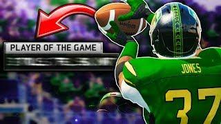 Backup DB Has Breakout Game Vs. Oregon | NCAA 14 Alaska Eagles Dynasty Ep. 36