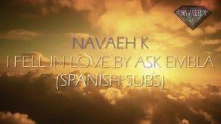 [ASK EMBLA] I FELL IN LOVE   SPANISH SUB