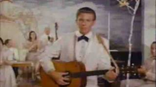 Hank Williams Jr - Cold Cold Heart 1962 (color)