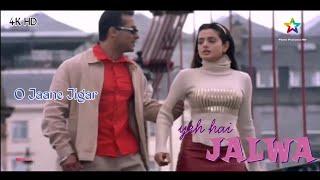 O Jaane Jigar    YEH HAI JALWA    Salman Khan&Amisha Patel    Full Video Song