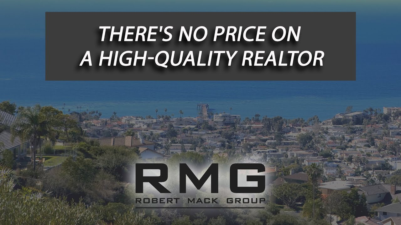 There's No Price on a High-Quality Realtor