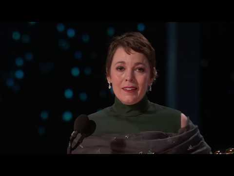 Olivia Colman wins Best Actress