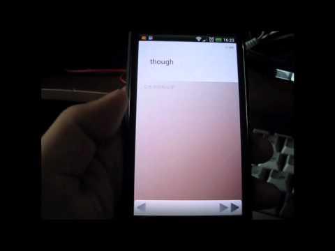 Video of Eitangoroid Pro